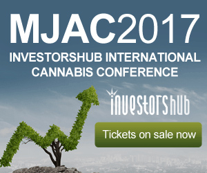 MJAC2017 InvestorsHub International Cannabis Conference