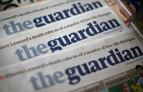 Image result for the gaurdian newspaper