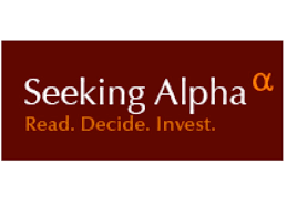 Image result for seeking alpha logo