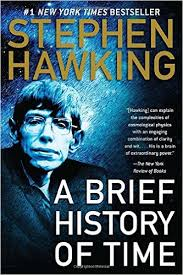 Image result for stephen hawking books