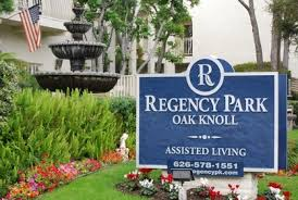 Image result for regency park oak knoll logo