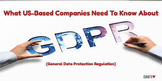 Image result for GDPR and US businesses