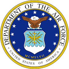 Image result for department of the air force