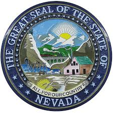 Image result for the great seal of state of nevada