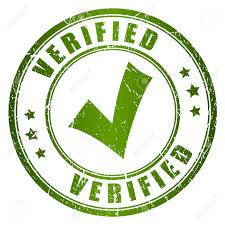 Image result for verified