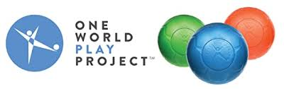 Amazon.com : One World Play Project Soccer Ball - Unpoppable, Unbreakable,  Non-Deflating, Non-Toxic Futbol - Blue, Size 4 : Sports & Outdoors
