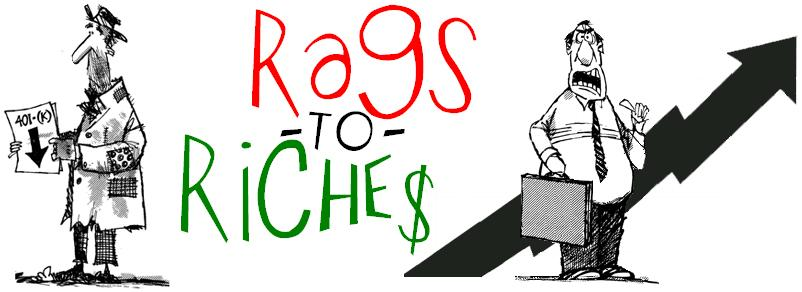 Rags to riches forex