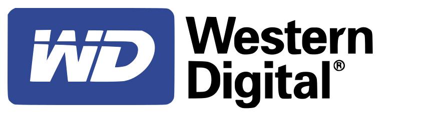 WDC Western Digital logo