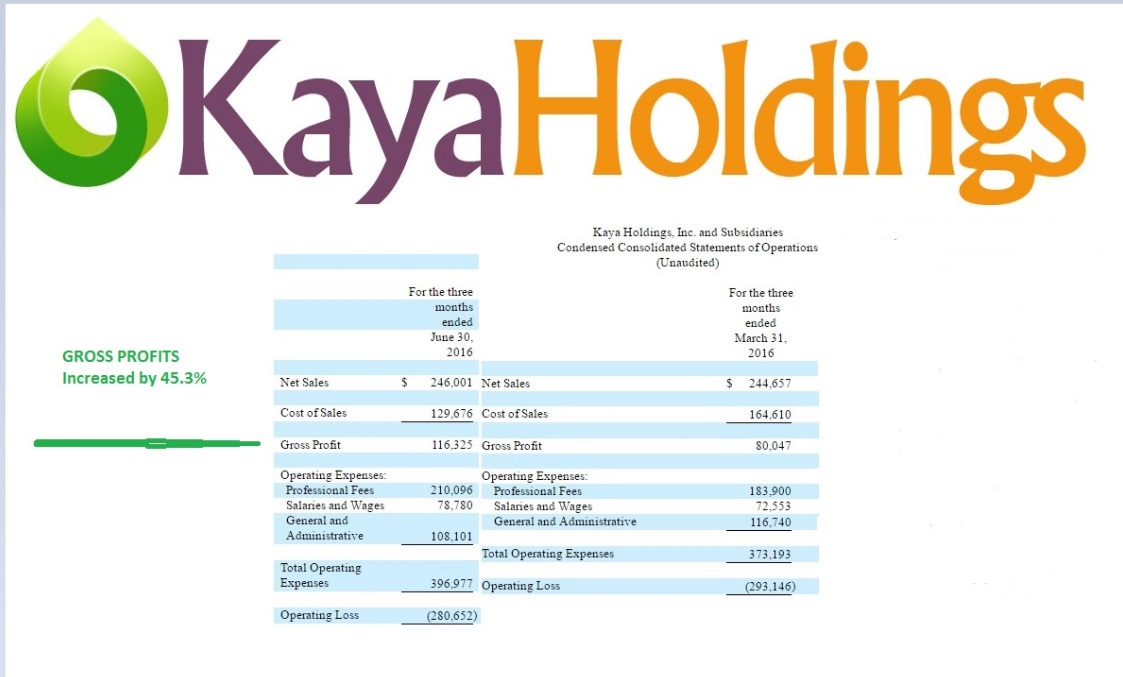 kaya holdings inc kays kaysmmjsuperstoresmillion