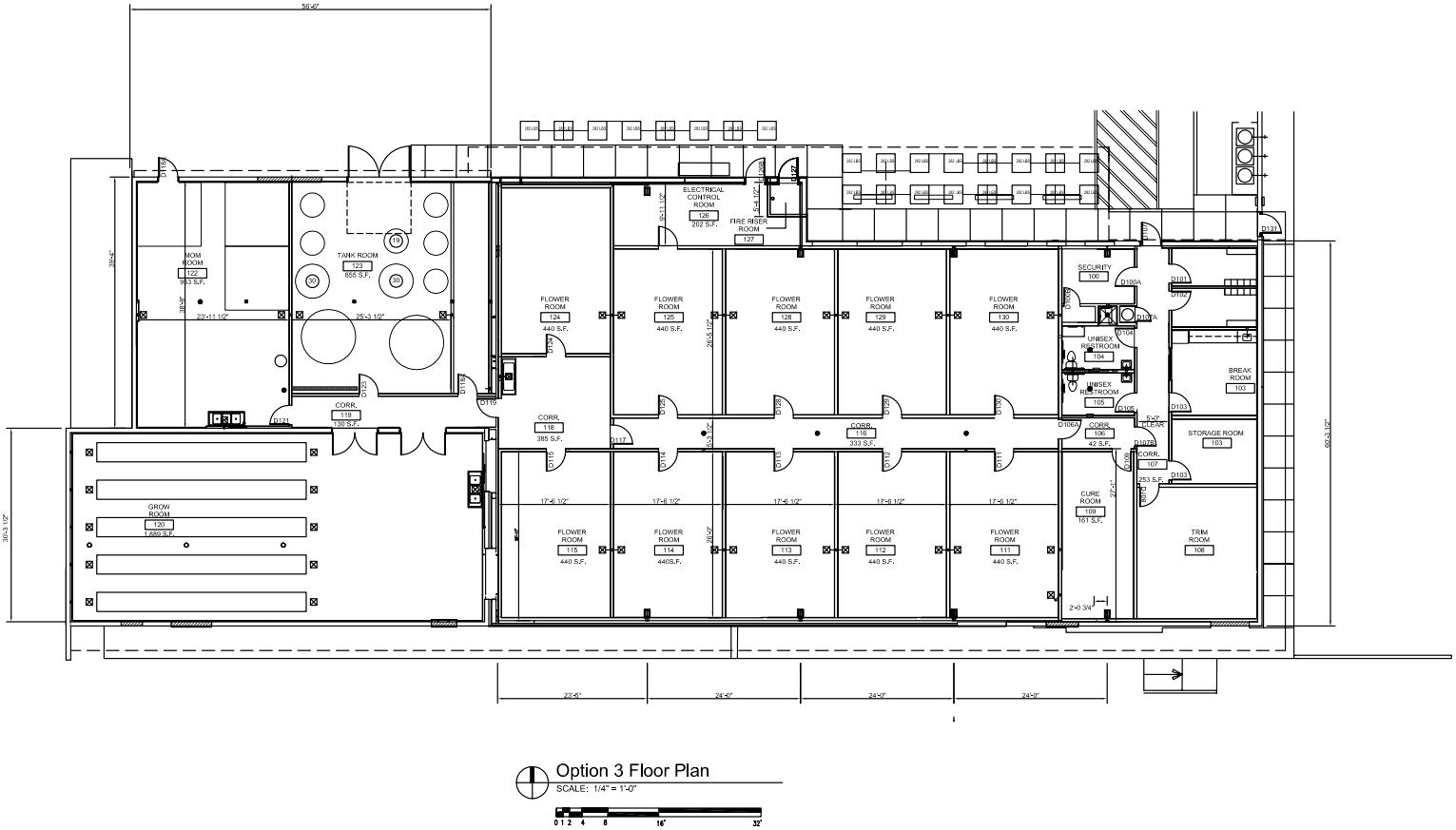 American green inc erbb latest erbb mj grow op updates for Grow room design plans