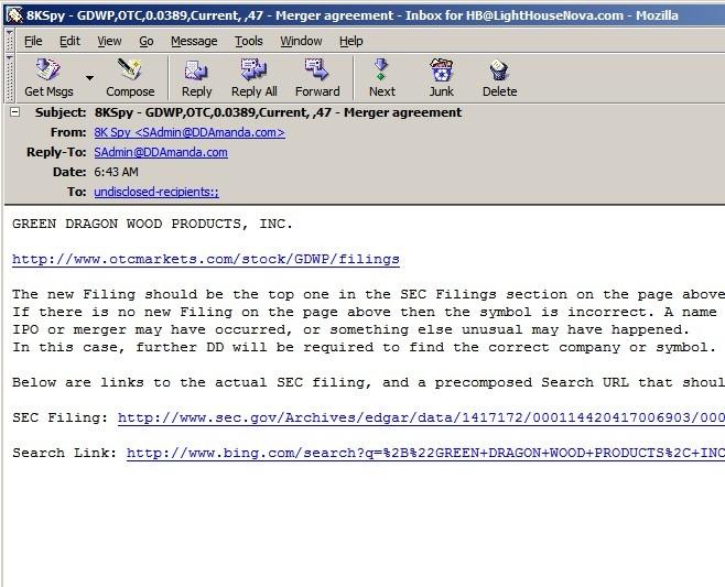 Zeecol International Inc Amoo Got The Realtime 8kspy Alert On