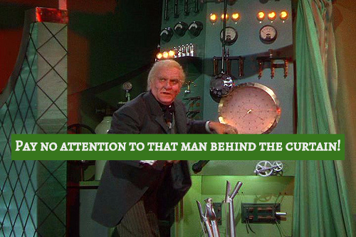 Pay No Attention To The Man Behind Curtain Meaning Nrtradiant Com