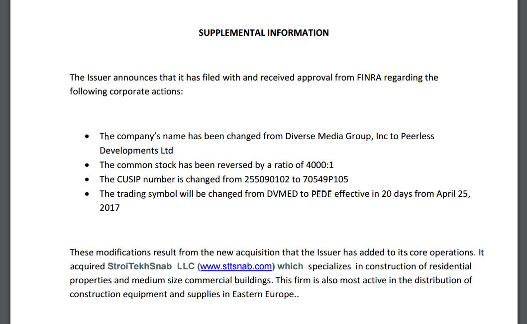 Bbs Stock Haven Finrasec Approves Pede 185 Million Merger