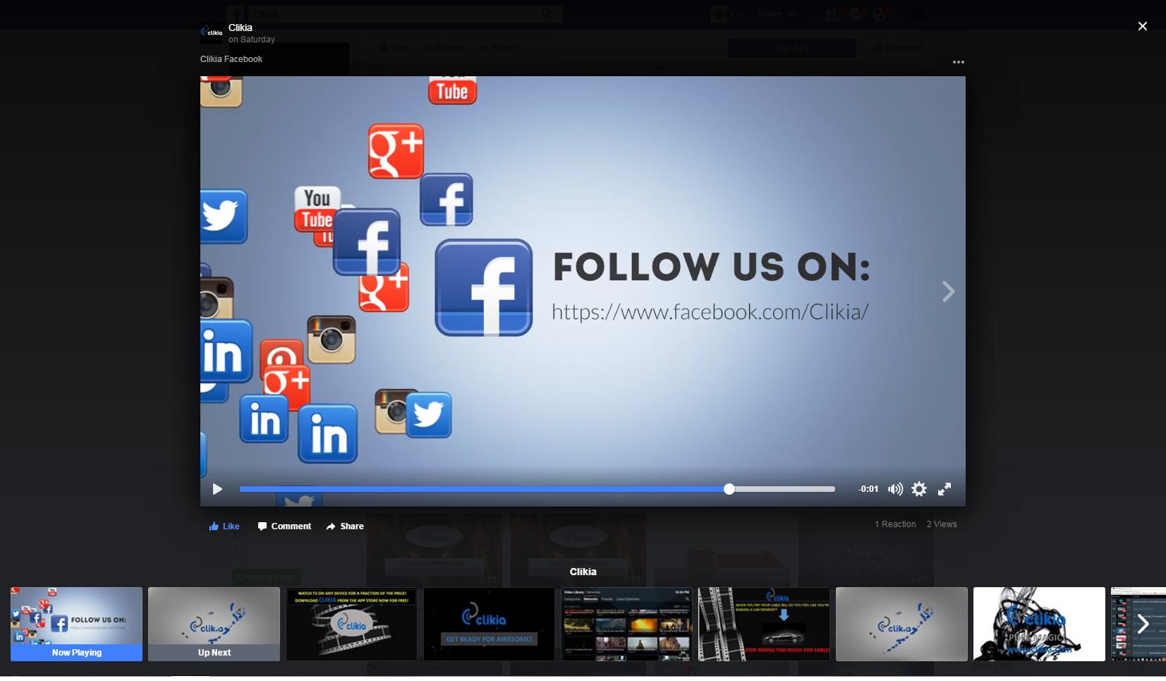 facebook.com/Clikia/