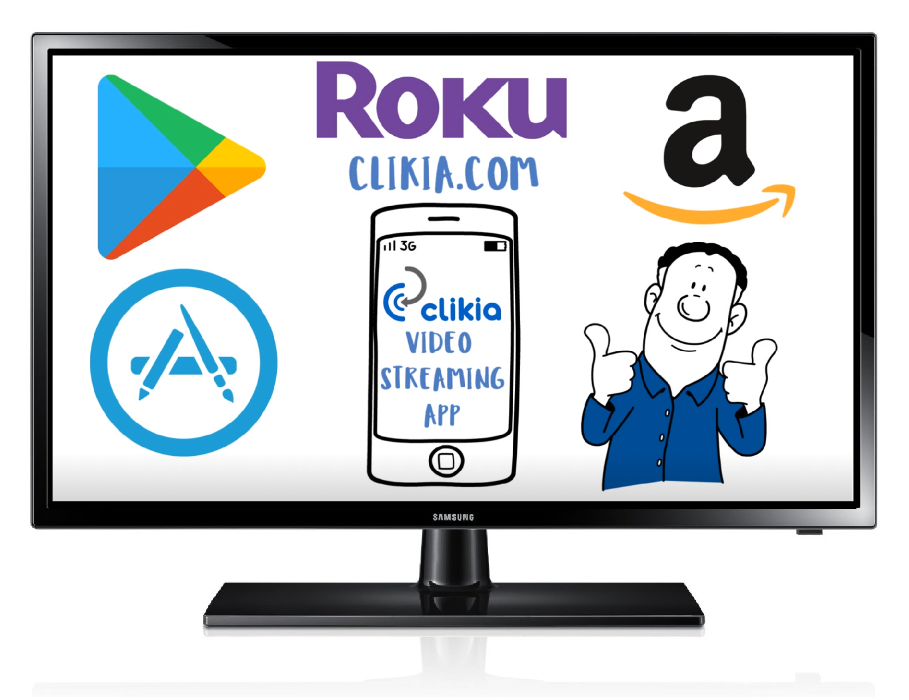 clikia.com promo video