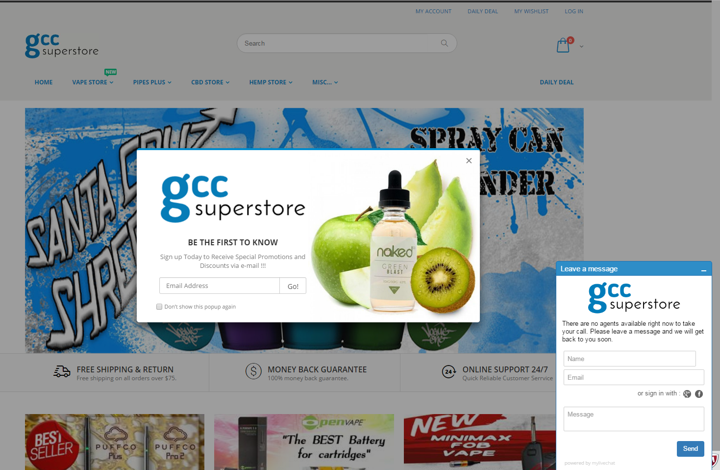 GCC SUPERSTORE