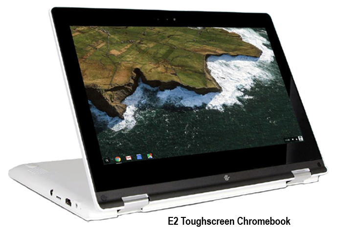 2GB E1 Chromebook Rugged with Handle