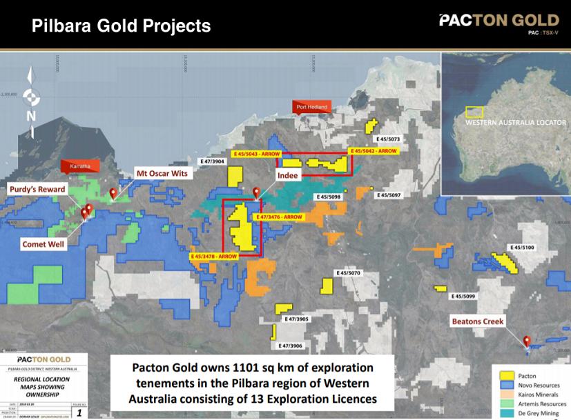 pacton gold aktienkurs