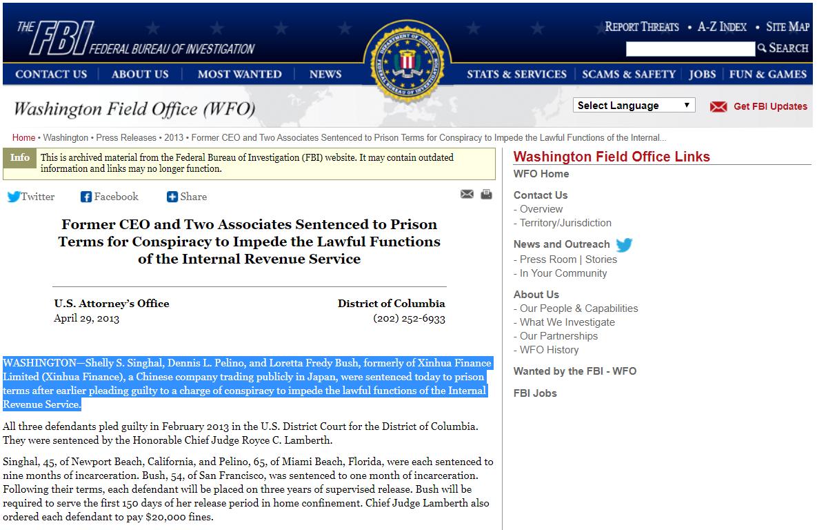 Textmunication TXHD Shelly Singhal Convicted Fraudster FBI SEC IRS Stock Split R/S