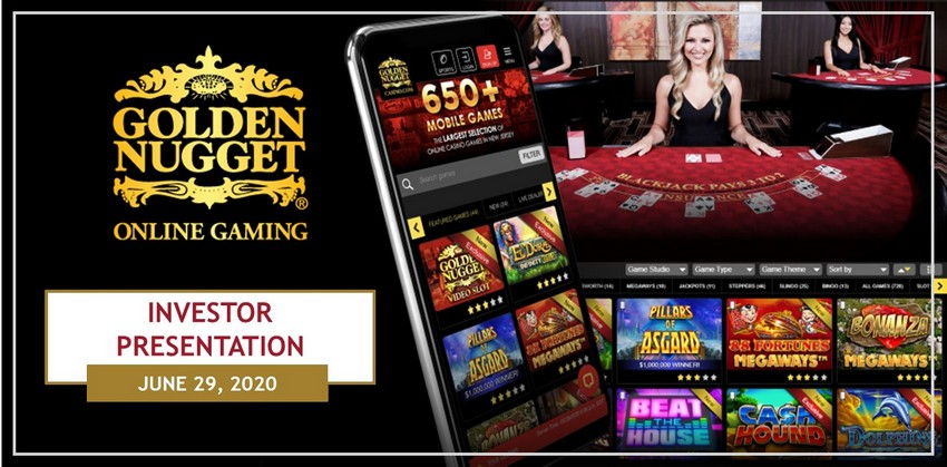 Golden Nugget Gaming Centre