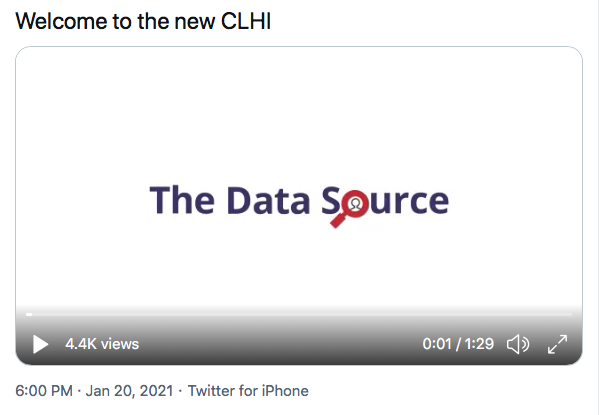 CLST Holdings, Inc. (CLHI): Twitter for business shows in ...